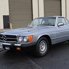 1980 Mercedes-Benz 450SL for sale 100846065