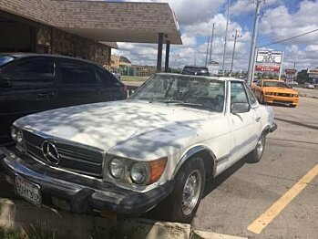 1980 Mercedes-Benz 450SL for sale 100827084