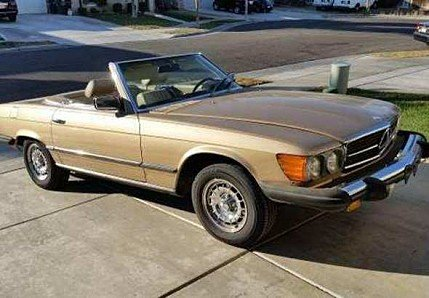 1980 Mercedes-Benz 450SL for sale 100792101