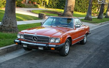 1980 Mercedes-Benz 450SL for sale 100976038
