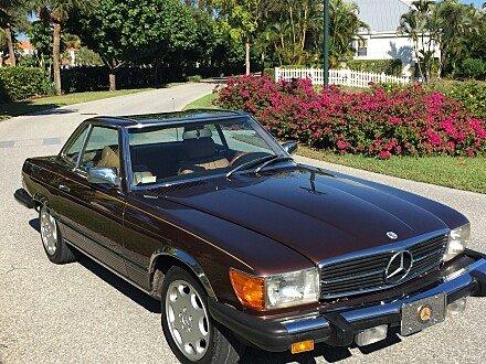 1980 Mercedes-Benz 450SL for sale 100980032