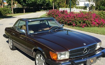 1980 Mercedes-Benz 450SL for sale 100980032