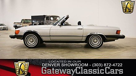 1980 Mercedes-Benz 450SL for sale 100987337