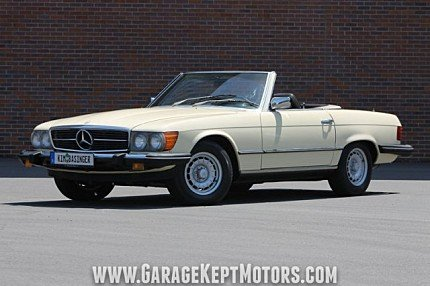 1980 Mercedes-Benz 450SL for sale 100994523