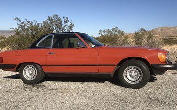 1980 Mercedes-Benz 450SL for sale 100998081