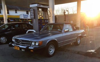 1980 Mercedes-Benz 450SL for sale 100998101