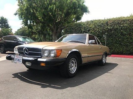 1980 Mercedes-Benz 450SL for sale 101020728