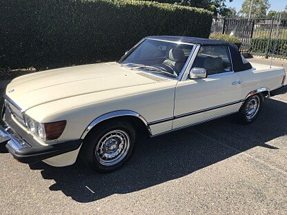 1980 Mercedes-Benz 450SL for sale 101025290