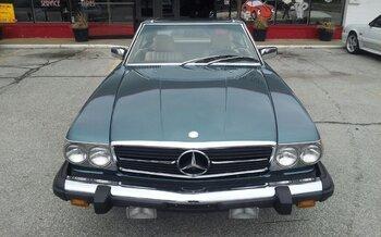 1980 Mercedes-Benz 450SL for sale 101031162