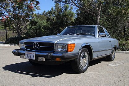 1980 Mercedes-Benz 450SL for sale 101047420