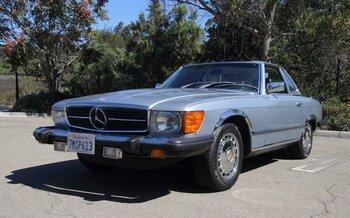 1980 Mercedes-Benz 450SL for sale 101047420