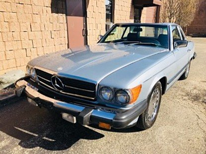 1980 Mercedes-Benz 450SL for sale 101053254