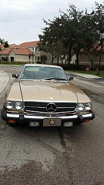 1980 Mercedes-Benz 450SLC for sale 100833254