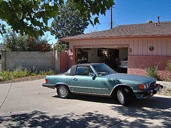 1980 Mercedes-Benz 500SL for sale 100869119