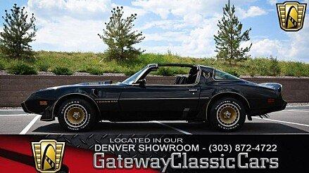 1980 Pontiac Firebird for sale 100973941