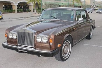 1980 Rolls-Royce Silver Shadow for sale 100827208