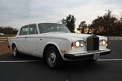 1980 Rolls-Royce Silver Shadow for sale 100827300