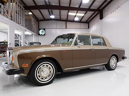1980 Rolls-Royce Silver Shadow for sale 100874163