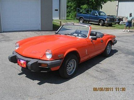 1980 Triumph Spitfire for sale 100827334