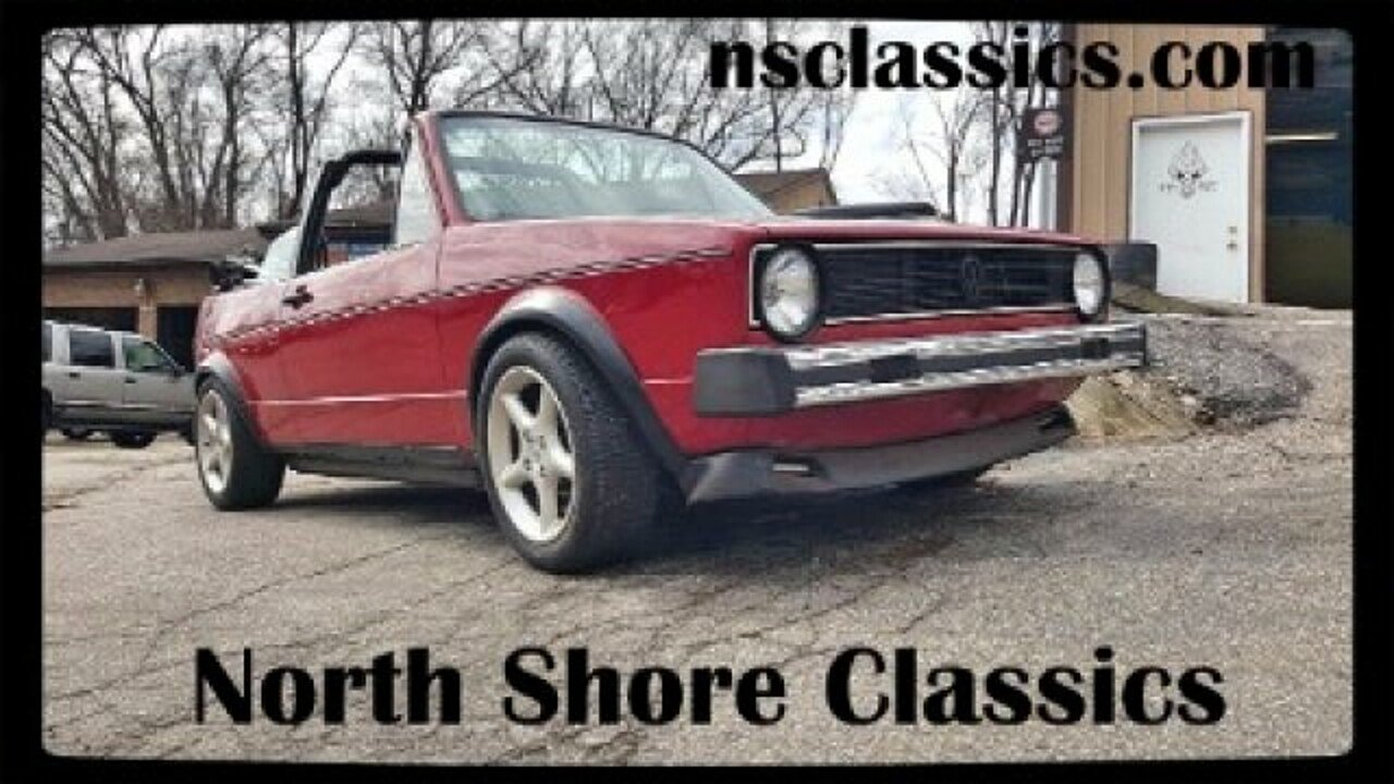 1980 Volkswagen Rabbit for sale 100861822