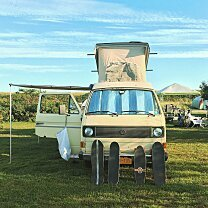 1980 Volkswagen Vanagon Camper for sale 101037551
