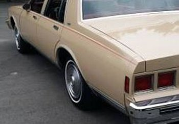 1981 Chevrolet Caprice Classic Sedan for sale 100792366