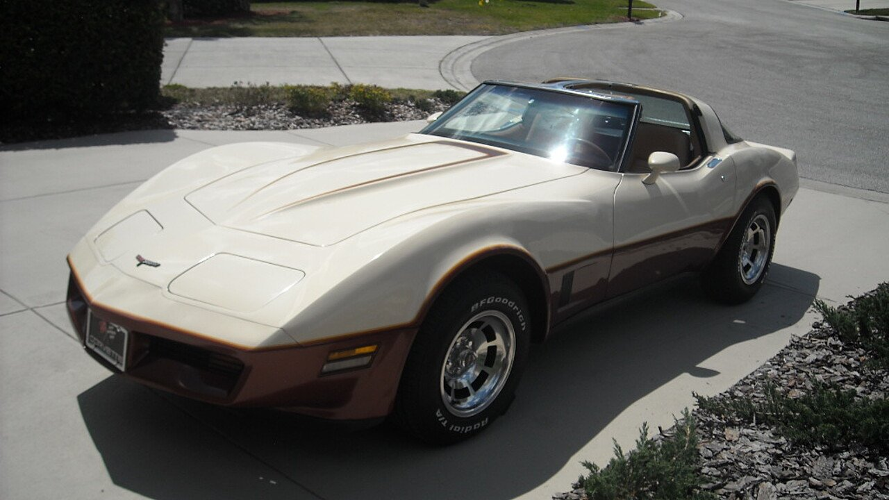 1981 Chevrolet Corvette Coupe for sale 100859274