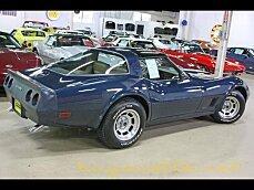 1981 Chevrolet Corvette Coupe for sale 100871894