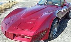 1981 Chevrolet Corvette for sale 100873040