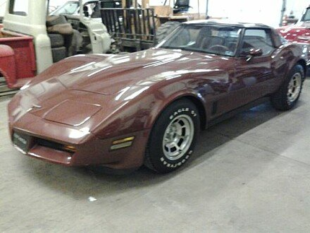 1981 Chevrolet Corvette for sale 100874162