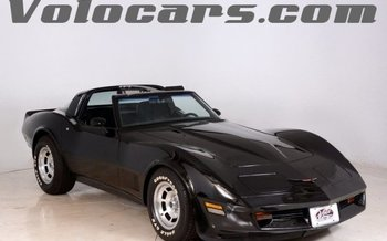 1981 Chevrolet Corvette Coupe for sale 100893672