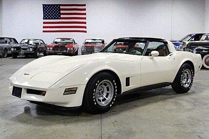 1981 Chevrolet Corvette Coupe for sale 100896516