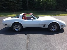 1981 Chevrolet Corvette Coupe for sale 100908054