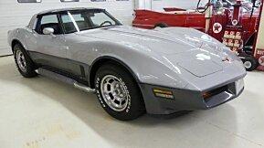 1981 Chevrolet Corvette Coupe for sale 100916963
