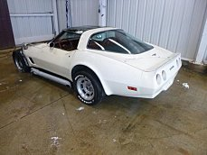 1981 Chevrolet Corvette Coupe for sale 100923629