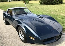 1981 Chevrolet Corvette for sale 100926563