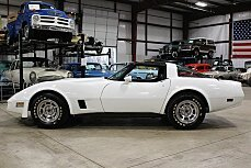 1981 Chevrolet Corvette Coupe for sale 100928214