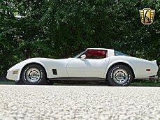 1981 Chevrolet Corvette Coupe for sale 100930926