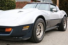1981 Chevrolet Corvette Coupe for sale 100960605