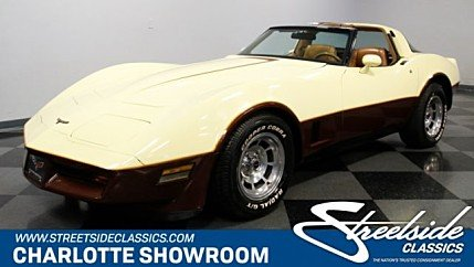 1981 Chevrolet Corvette for sale 100978714