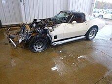 1981 Chevrolet Corvette Coupe for sale 100982675