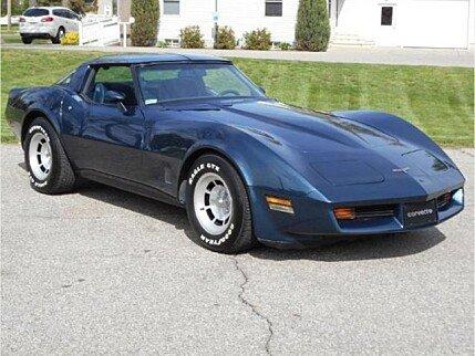 1981 Chevrolet Corvette Coupe for sale 100985304