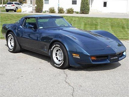 1981 Chevrolet Corvette Coupe for sale 100995232