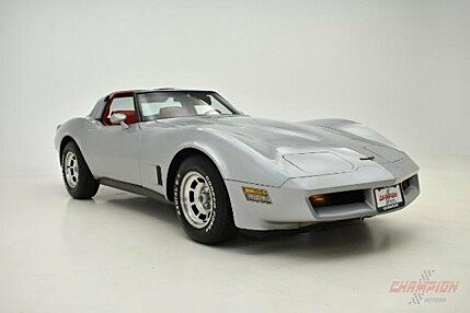 1981 Chevrolet Corvette Coupe for sale 100997486