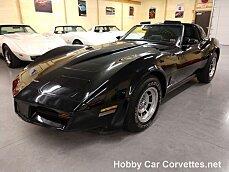 1981 Chevrolet Corvette Coupe for sale 101000976