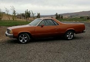1981 Chevrolet El Camino for sale 100863754