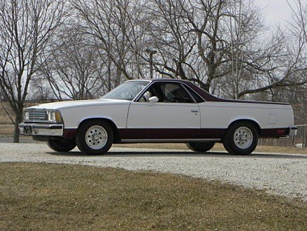 1981 Chevrolet El Camino V8 for sale 101050486