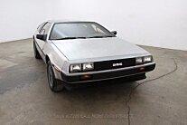 1981 DeLorean DMC-12 for sale 100777352