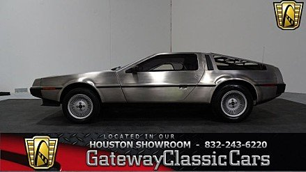 1981 DeLorean DMC-12 for sale 100921471
