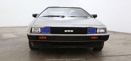 1981 DeLorean DMC-12 for sale 100959750